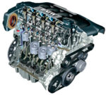 Ремонт дизельного мотора